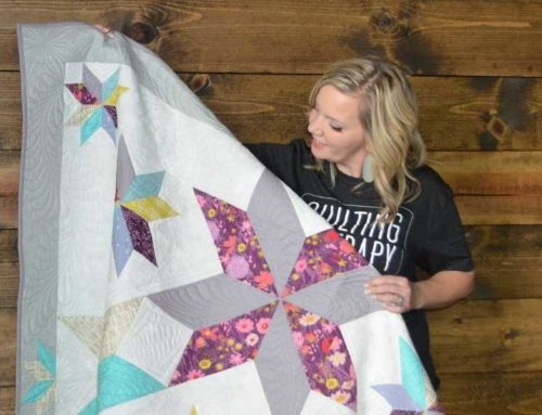 "Introducing ""Midnight Stars"": The First Episode of the Midnight Quilter"