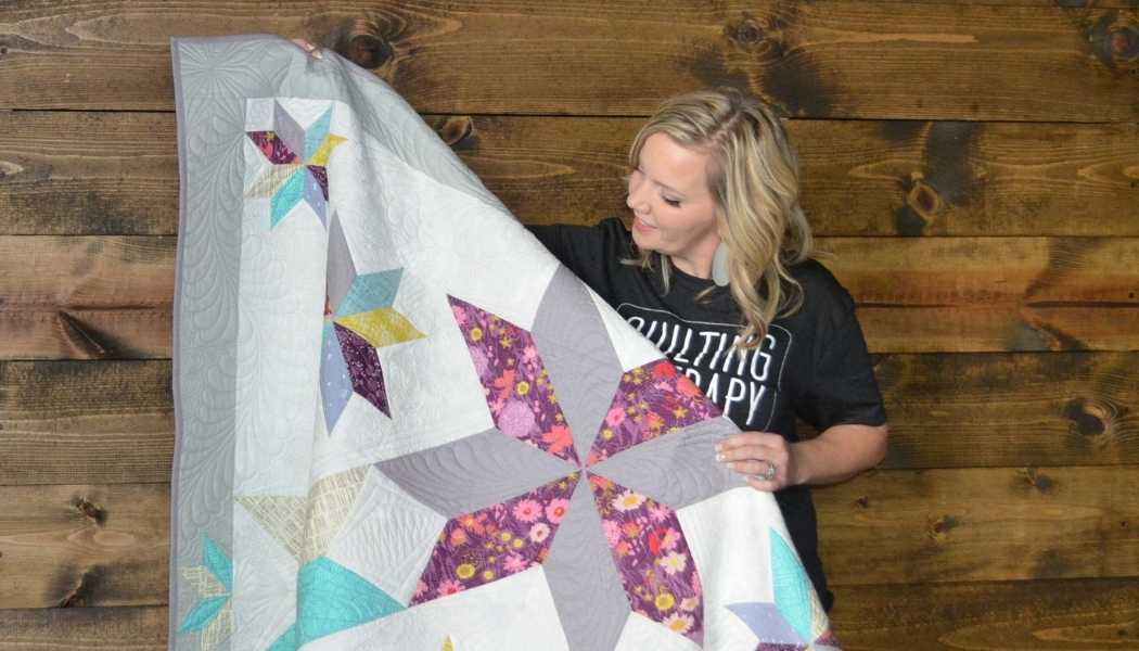 first episode of the midnight quilter