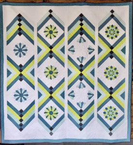 braided dresden quilt pattern
