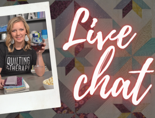 Join Me for a Virtual Trunk Show + Live Chat