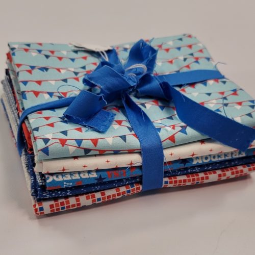 flag day fat quarter bundle
