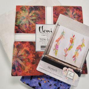 skylark quilt kit