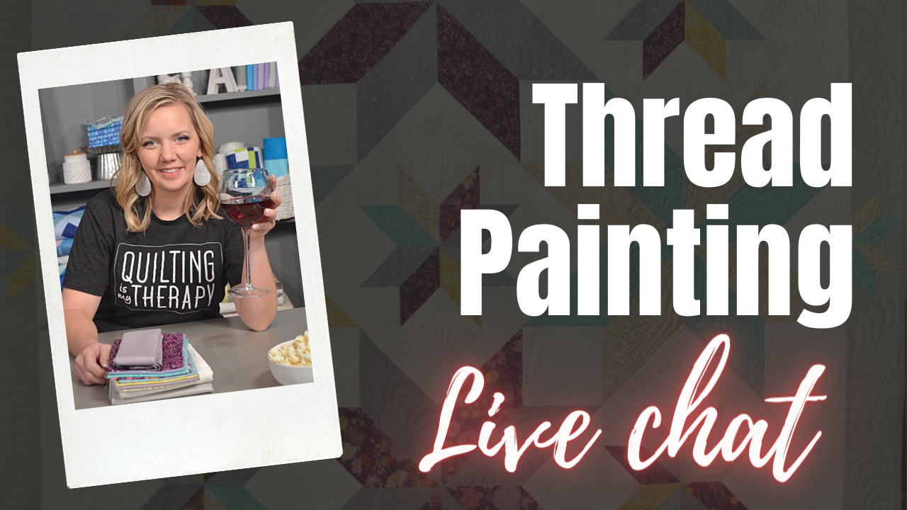 thread painting live chat