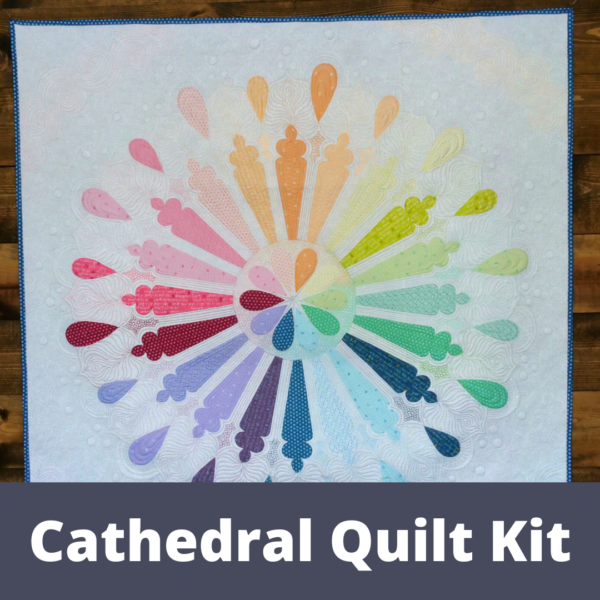catherdal quilt kit