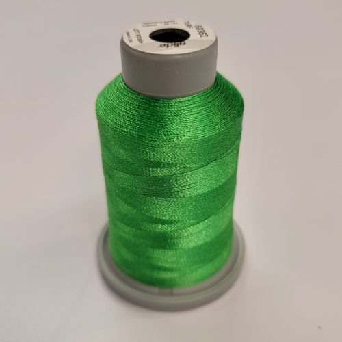 turf green glide quilting thread