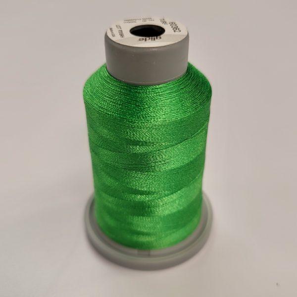 turf green glide quilting thread