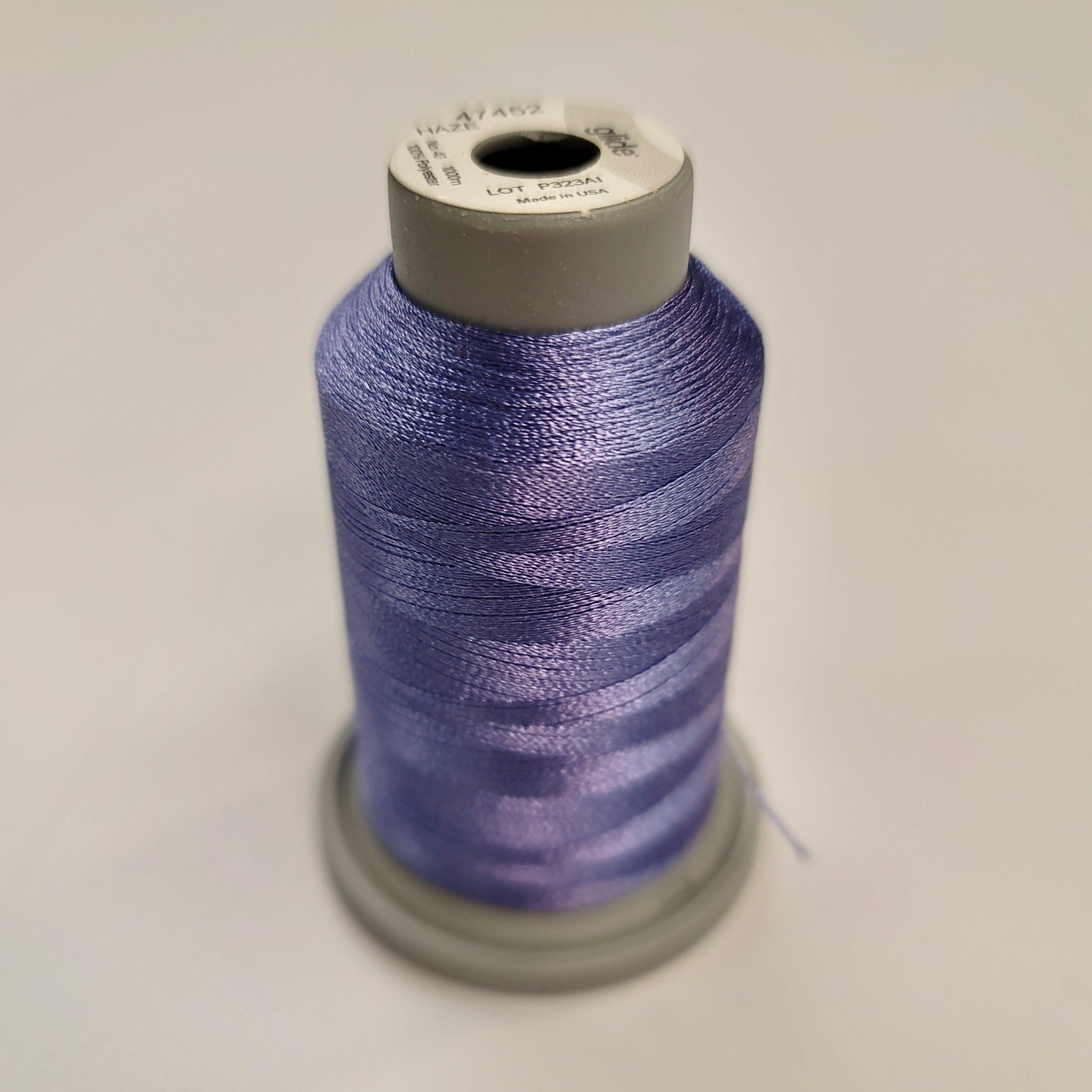 haze purple glide thread spool