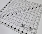 """creative grids 12 1/2"""" square quilting ruler"""