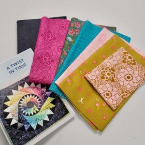 english paper piecing quilt kit