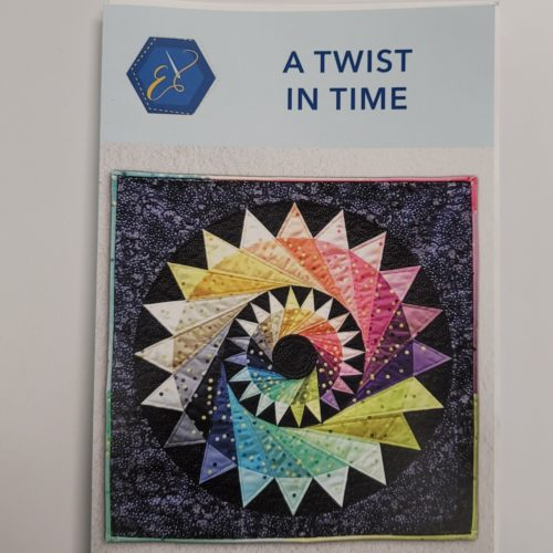 twist in time english paper piecing pattern