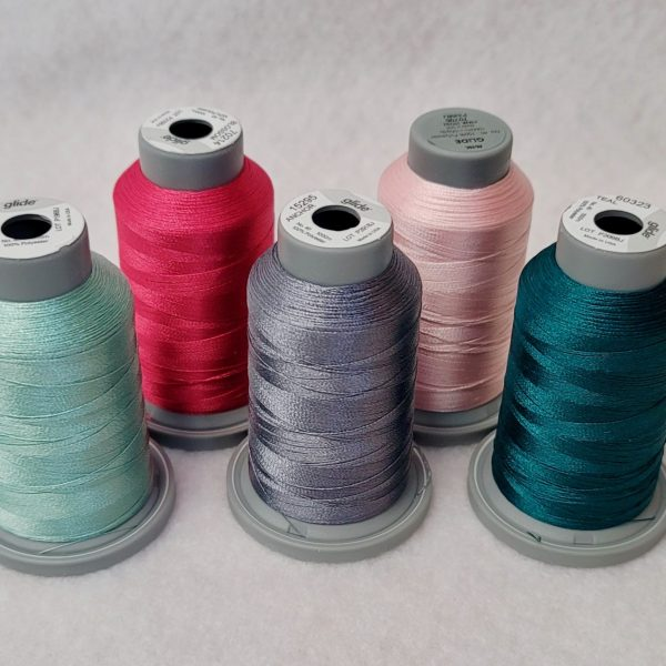 machine quilting thread collection by angela walters