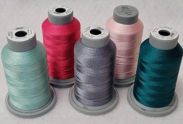 machine quilting threads