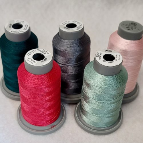 flora and foliage coordinating thread collection