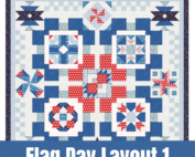 build a quilt layout 1 quilt kit