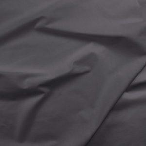 smoke gray solid fabric