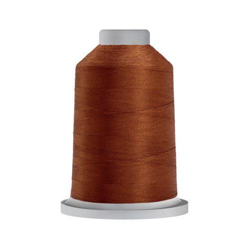 hazel brown glide machine quilting thread