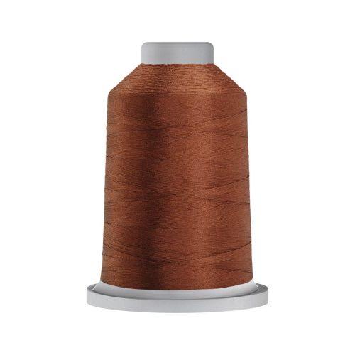sepia brown glide thread