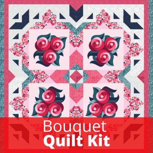 pillow panel quilt kit