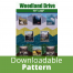 national parks panel downloadable quilt pattern