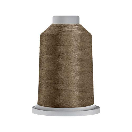 husky brown glide machine quilting thread