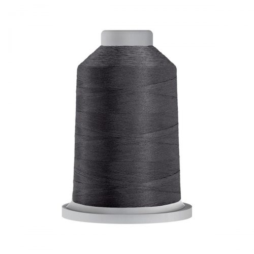 slate gray machine quilting thread glide