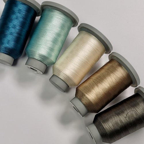woodland drive coordinating thread collection