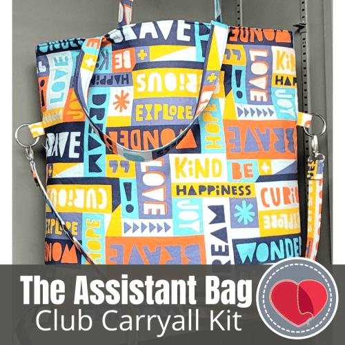 easy tote bag kit