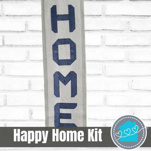 Happy Home wallhanging kit