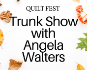 Angela Walters Trunk Show and meet and greet