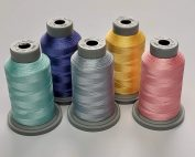 fabulous feathers thread collection